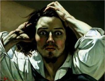 En la portada del número Gustave Courbet