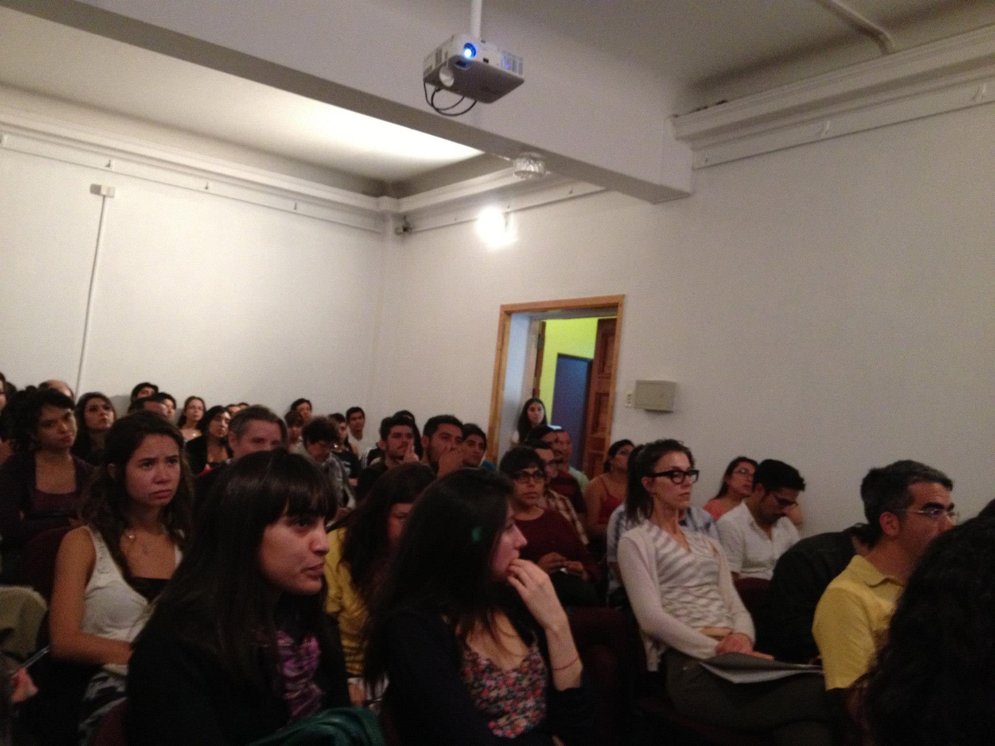 fotos del seminario 2013-1