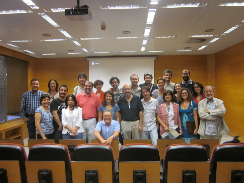 Miembros de la RIHP, España