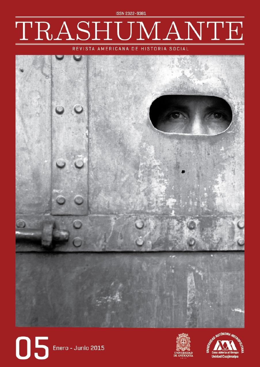 Revista Trashumante_núm 5
