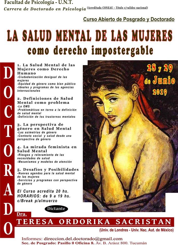 Ordorika_La salud mental de las mujeres