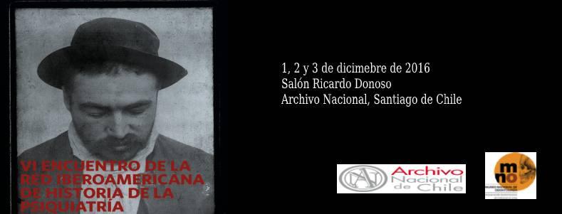 VI Encuentro de la Red Iberoamericana de Historia de la Psiquiatría